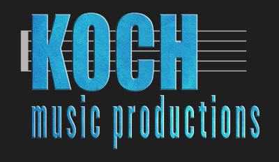 Koch Music Productions Retina Logo
